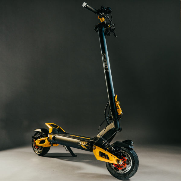 vsett 10+ electric scooter